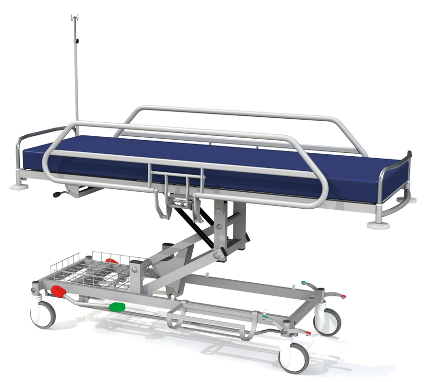 Hydraulic Emergency Stretcher