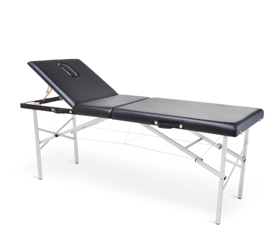 Portable treatment table
